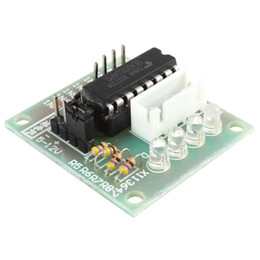 Wholesale Stepper Motor Quality - Sale High Quality Arduino Accessory Generic 5V 4-Phase Stepper Motor + Driver Board ULN2003 for Arduino DBP_501