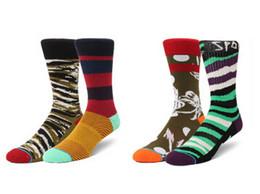 Wholesale Towels Sale Yellow Wholesale - Hot sale streetwear men sock long socks fashion stockings knee high cotton basketball socks sports sock Towel striped socking