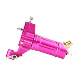 2019 розовый пулемет Бесплатная доставка роторная машина татуировки 1 шт. / лот розовый цвет EIKON татуировки пулеметы Shader и Liner татуировки для BodyArt дешево розовый пулемет