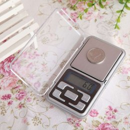 Wholesale Ct Scale - 100g 200g 500g 0.1g Mini Digital Pocket Scale Jewelry Weighing Balance Counting Function Blue LCD g tl oz ct ZB072