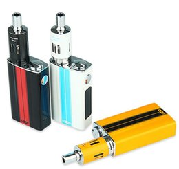 Wholesale Ego Vv Mega - 2016 Joytech Evic VT 60W Starter Kit with Temp Control evic vt vv vw Box Mod and ego one mega sub ohm Ti Ni Atomizer VS Subox Mini Nebox
