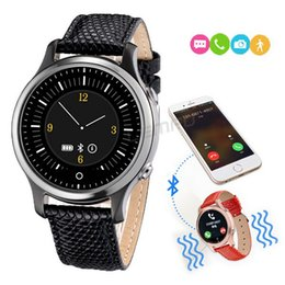 Wholesale Camera Control Box - Bluetooth SmartWatch S360 Mens Women Sports WristWatch Wearable Devices Smart Watch For IOS Android Fitness Tracker New with Luxury box