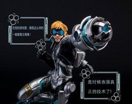 Wholesale Ezreal Figure - League of Legends Limited Edition LOL EZ Ezreal Action Figure Retail T3337