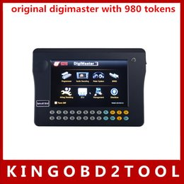 Wholesale Digimaster Price - Free Shipping via dhl!!With 980 tokens digimaster 3 with factory price,hot sell original digimaster iii change mileage tool update online