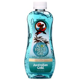 Wholesale Australian Gold Tanning - Wholesale-Australian Gold Soothing Aloe After Sun repair Gel Reliefs Skin 237ml refreshing anti-off first aid tanning bathing.