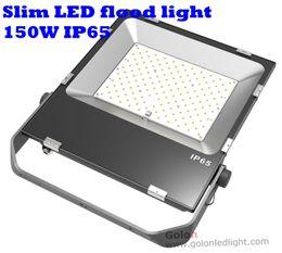 Wholesale High Watt Lights - Best price LED flood light 150 watts LED tunnel light flood lighting 200W 100W IP65 waterproof high quality DHL Fedex free 150W floodlights