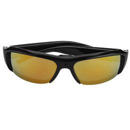 Wholesale Spy Sunglasses Black - HD1080P hidden camera Mini DVR spy sunglasses camera Audio Video Recorder Bolon Style Sunglass Black Gold Lens Glass Camera