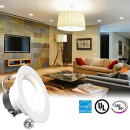 """Wholesale Pcs Energy - LED Recessed Down Light 8W 12W 5"""" 6"""" UL Energy-Star Dimmable Lighting Fixture LED Ceiling Light - LED Retrofit Downlight"""