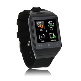 Wholesale Wrist Watch Camera 2mp - 1.54''2MP Camera GSM FM phonewatch SIM TF S19 Wristwatch New Smart Watch Handsfree GSM FM Sync Bluetooth Smartwatch Smartphone