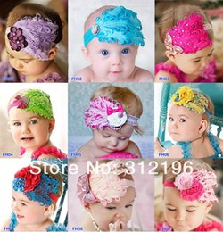 Wholesale Girls Nagorie Feather Headbands - Free Shipping!1pcs lot Wholesale Baby Headbands,Nagorie Pad Feather Headbands,Curled Feather Headband,Hair Accessories Headwear