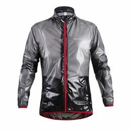 Wholesale Raincoat Bike - Waterproof Cycling Jerseys Rain Coat Ropa Ciclismo Wind Coat Windproof Windcoat Bicycle Clothing MTB Bike Cycle Raincoat