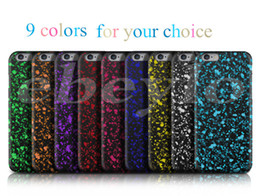 Wholesale Star Galaxy Note Covers - Fluorescence Star Night Sky cover phone case For iphone 6 6g plus 4 4s 5 5s 5c Samsung Galaxy S6 Edge S5 Note 4 3