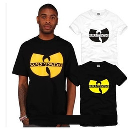 Marcas de camisetas de china online-Envío gratis nueva llegada wu tang camiseta camiseta de la marca wu-tang imprimir edición limitada camiseta 100% algodón 6 colores tamaño chino: S-XXXL