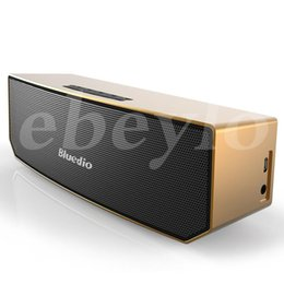 Wholesale Seal Driver - 2015 BS-3 (Camel) Portable Bluetooth Speaker Wireless Subwoofer Soundbar Revolution Magnetic Driver 3D Stereo Music Newest Version