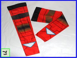 Wholesale Digital Camo Wholesale - digital camo Breathable, soft arm sleeve, you'll take it as vibrant the Iron Man Compression baseball arm sleeve
