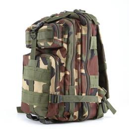 f0ea497755584 Männer Frauen Outdoor Armee Taktische Rucksack Trekking Sport Reise  Rucksäcke Camping Wandern Trekking Camouflage Tasche Kostenloser Versand
