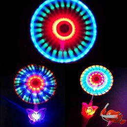 elétrico piscando música brinquedo Desconto New Flash Toys balala magia fada rainha música flash moinho de vento pequeno moinho de vento elétrico frete grátis