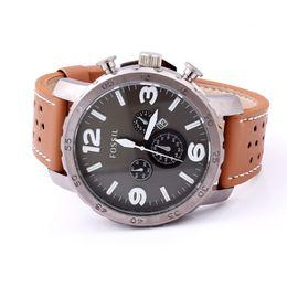Wholesale Sinobi Stainless Steel Black - Splendid Luxury Fashion Faux Leather Men Glass Quartz Analog Watches Casua Cool Watch Sinobi Men Watches 2015 watch