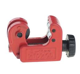 Wholesale Cut Tube Tools - Mini pipe cutter brass aluminum pipe cutting knife tube cutter