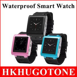 Wholesale Mp3 Mp4 Watch Mobile Phones - AW9 Bluetooth Smart Watch WristWatch Android Phone Mobile Phone SIM Dial Call  micro-channel MP3 MP4 E-book Earphone MIC built-in 4G Camera
