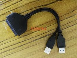 200 adet / grup Ücretsiz Kargo Yüksek Hızlı USB 3.0 SATA 22 Pin 2.5