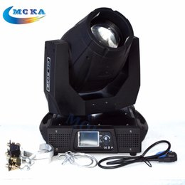 luzes de caso de voo Desconto 4 pçs / lote Moka MK-M36 Sharpy 330 w Feixe de Luz / Feixe Moving Head Light Price Com Caso Do Vôo