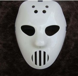 Wholesale masquerade mask killer - Wholesale-Free Shipping New Arrival Killer Mask 5Pcs lot Halloween Mask Masquerade Party Masks PW0054 Wholesale Drop Shipping