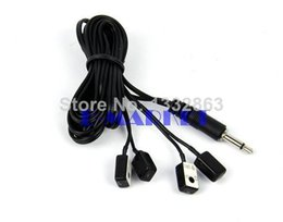 Wholesale Remote Ir Extender - Wholesale-1 Receiver+4 Emitter for Infrared Remote Control Extender IR Repeater TK0147 3F