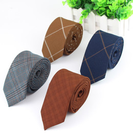 ties for gray suits UK - New Solid Color Tie Red Gold Gray Green Ties For Men Jacquard Woven Silk Neck Tie Suit For Formal Party Wedding