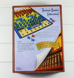 Wholesale Card Board Boxes Wholesale - Famous board game boutique box the western army chess lu in English TK005B