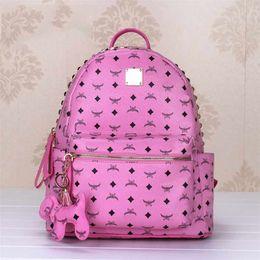 Wholesale Women Traveling Bags - 2017 New Euramerican luxury M brand new arrival designer backpacks fashion women pu leather traveling backpack school bag #1312