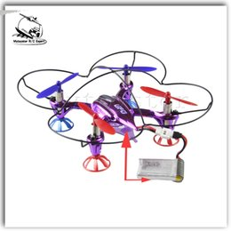 Wholesale Mini Wltoys - Wholesale-Free shipping 2015 latest upgraded version WLTOYS v343 4CH 2.4G 6Axis 3D RC UFO Helicopter mini RC Quadcopter