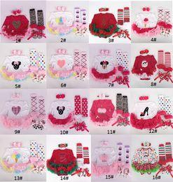 Wholesale Walk O Long - Baby zebra tutu rompers dress set christmas romper long sleeve dress +baby ruffles legwarmer + cotton walking shoes + girl crochet headbands