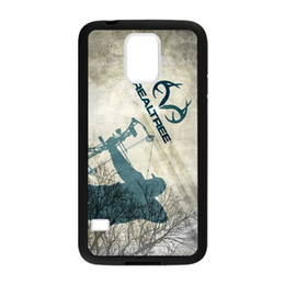 Wholesale Galaxy Realtree - New arrival Realtree Archery Pattern Protective for samsung galaxy S3 S4 S5 S6 samsung note4 note3 hard plastic cell phone back cover case