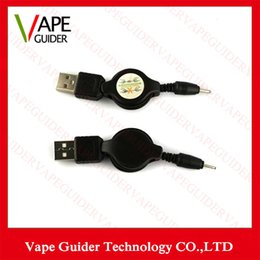 Wholesale Elips Usb - Elips Charger USB Charging Cable For Elips Micro Pen G Elips Battery Flat Ecigarette USB Charger VG02