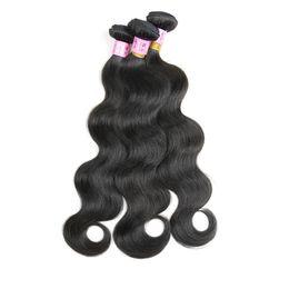 Wholesale 8A Peruanische Gerade Nicht Remy Haar Spinnt ZOLL Menschenhaar Bundles Stücke Kann Gemischt werden