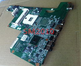 Wholesale Hp G62 Notebook - Wholesale-notebook laptop G62 G72 motherboards 615849-001 for hp 100% good working condition!!
