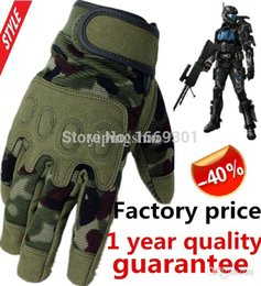 Wholesale Good Tactic - Wholesale-famous tactical military gloves glove military tactic good luvas tatica militar camouflage luva airsoft gloves for hunting