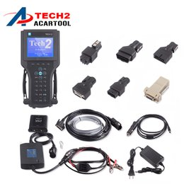 Wholesale Isuzu Tech2 - For GM TECH2 Scanner Support 6 Softwares (for GM,OPEL,SAAB ISUZU,SUZUKI,HOLDEN)for GM Tech 2 diagnostic tool Without Plastic box