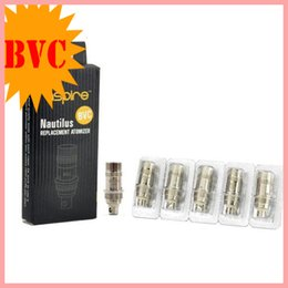 Wholesale Nova Products - 2015 Hot Selling Aspire Mini Nautilus BVC Dual Coil Aspire Coil ,CE5 ET VIVI NOVA BDC The new product bvc replacement aspire nautilus mini