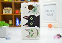 HTC Desire 601 Renkli Sabit PC Kapak Toptan-Yeni Moda Renkli Çizim Örneği nereden