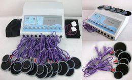 Wholesale Electro Muscle Stimulator - EMS slimming machine electro mini muscle stimulator muscle stimulation spa equipment 2014