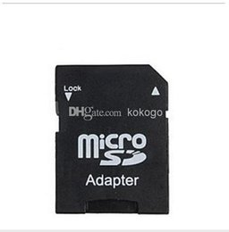 Wholesale Cell Phone Memory Card Adapter - New Micro SD Adapter For Transflash TF  Micro SD Card Memory Card Reader SDHC For Mobile Cell Phone Computer Camera Table PC