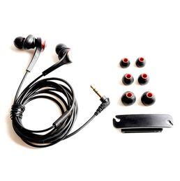 Wholesale ear plugs for cell phones - OKCSC CKS77X HiFi Noise Cancelling Super Depp Bass Stereo In-ear Earphones 1.2m Earphones Cable 3.5mm Plug Headphones For Smart Phones DHL