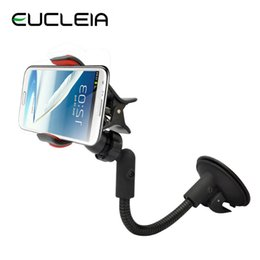 Wholesale Dashboard Stickers Car - Car Phone Holder Sticker Windshield Dashboard Vehicle Mount Stand for Iphone Samsung HTC Lenovo Universal Phones HC21J
