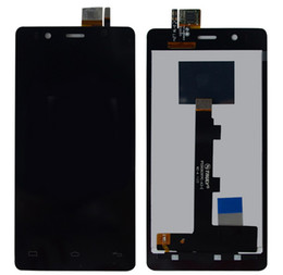 Wholesale touch screen monitor replacement - Wholesale-For BQ Aquaris E4.5 Ubuntu Edition phone Black Full LCD Display Monitor+ Touch Screen Digitizer Glass Panel Assembly Replacement