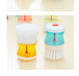 Wholesale Computer Cleaning Sponge - The fluid pressure wash pot brush Creative kitchen cleaning brush automatic charging Wash the cup brush cleaning up