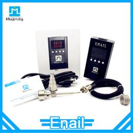 Wholesale Dhgate Designs - Patent design enail temperature box   vaporizer enail   Majesty Enail DHgate Enail coil heater portable enail oil rigs