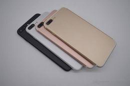 Wholesale Iphones Cell Phones - Newest Goophone i7 Plus real 4G LTE Fingerprint 5.5' MTK6753 64Bit Octa Core v6 smartphone android 5.1 quad 256GB 6.0