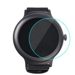 Protector de pantalla de vidrio templado para Apple iwatch 38mm 42mm para Samsung Gear S2 Gear S3 100pcs NINGÚN PAQUETE desde fabricantes